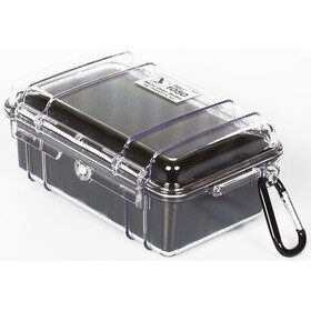 Peli MicroCase 1010 Sacoche, clear/black